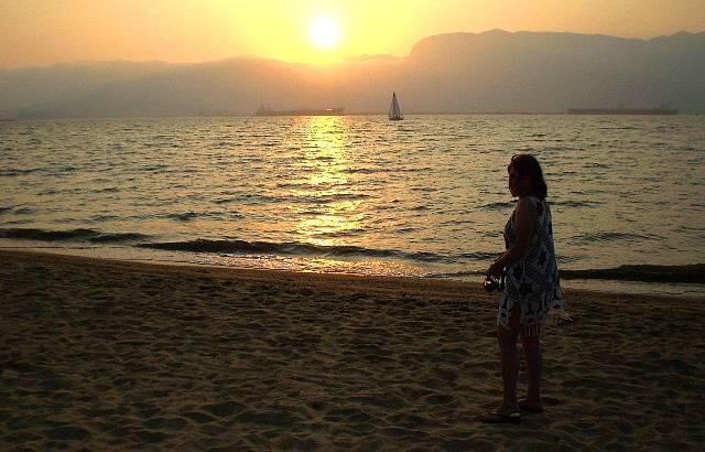 Pôr-do-Sol em IlhaBela