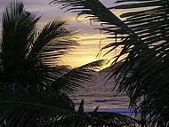 Amanhecer na Praia do Peró