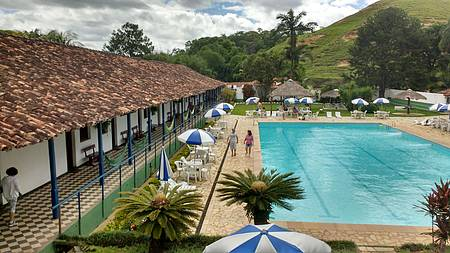 Hotel Fazenda Villa Forte - Piscina