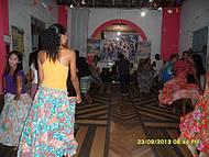 Dança Tipica da Região