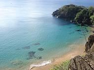 Eleita uma das praias mais bonitas do Brasil