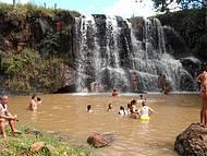 Cachoeira de Monjolinho.