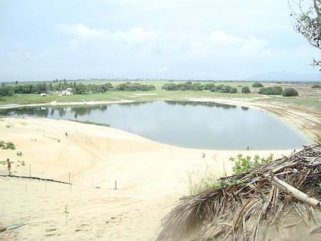 Cumbuco - Lagoa do Parnamirim