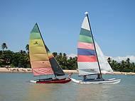 Lugar ideal para velejar