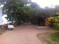 Rua Principal - lateral do Rio Caraíva