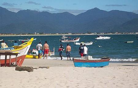 Praia da Pinheira - Pinheira de Baixo