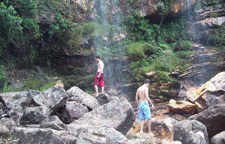 Rapel é praticado na região