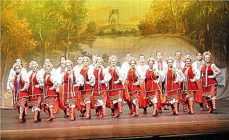 Folclore Ucraniano Kalena - Cultura preservada