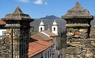 Vista da Igreja de Nossa Senhora das Mercês e Perdões