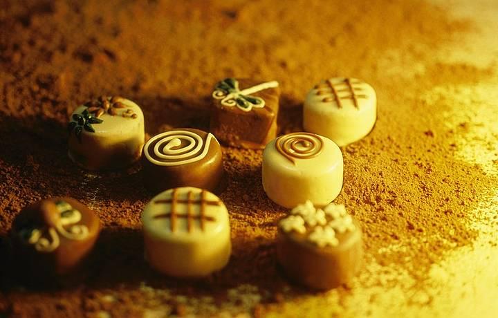 Chocolates variados encantam a todos os paladares