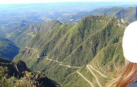 Serra do Rio do Rastro - Beleza Acima de 1421m