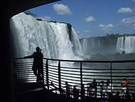 Mirante do elevador das Cataratas do Iguaçu
