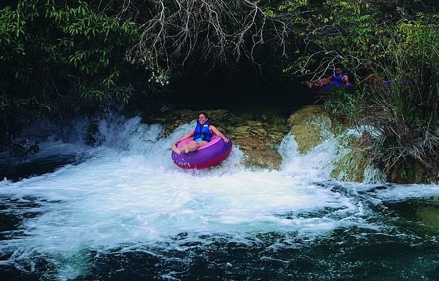 Adrenalina fica nas alturas, mesmo nas pequenas quedas