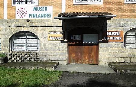 Museu em homenagem a Finlândia