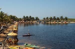Lagoa do Siri: Progarama para o dia todo<br>