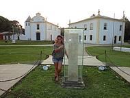 Pedra do marco de posse Portuguesa