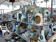 Comprar artesanato em pedra-sabão