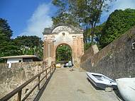 Portal de entrada de Morro
