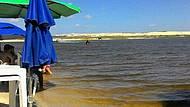 Parte em Que Rio Encontra o Mar na Prainha