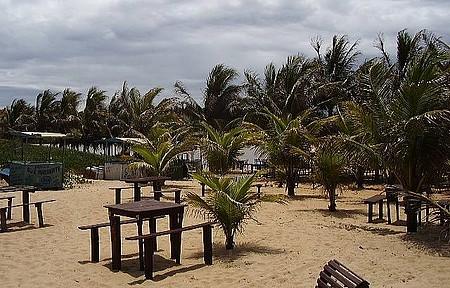 Lagoa do Siri - Um Lado a Praia e do Outro a Lagoa