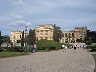 Jardim e Museu