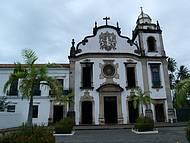 Considerada a mais rica das igrejas de Olinda.
