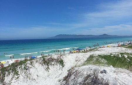 Praia das Dunas - Dunas de Cabo Frio