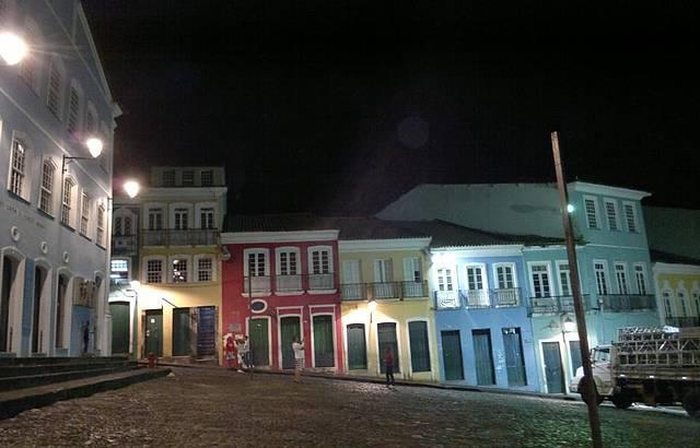 Ruas do Pelourinho