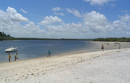 Barra de Catuama - A Barra. Que lugar lindo!