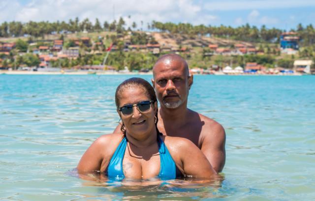 Praia de Cunhau