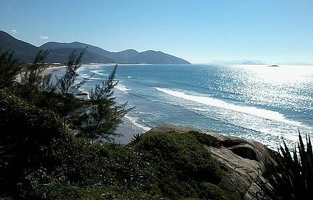 Praia do Siriú - Um dia magnifico