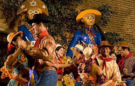 São João - Festa agita Parque de Eventos no mês de junho