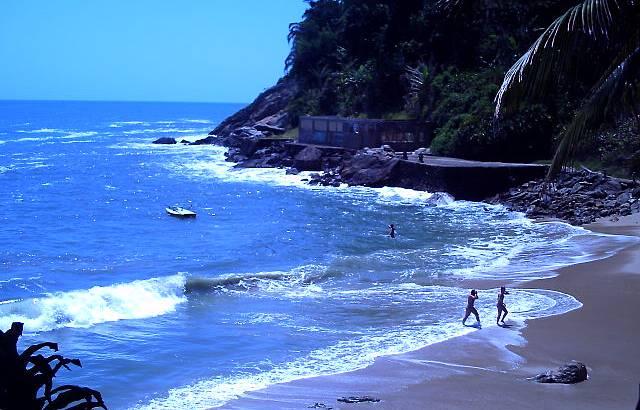 Natrilha Rumo a Praia do �den