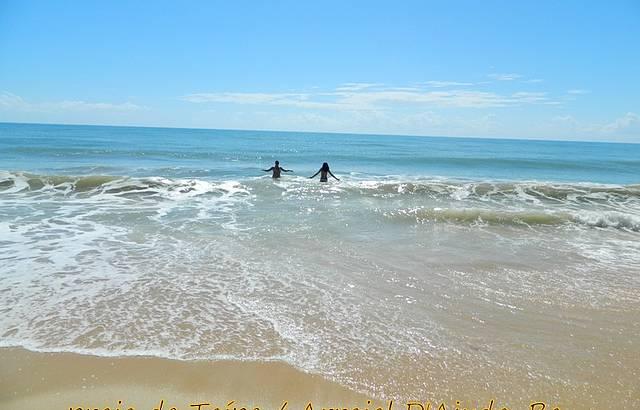 Combinação de Praia Limpa e Linda