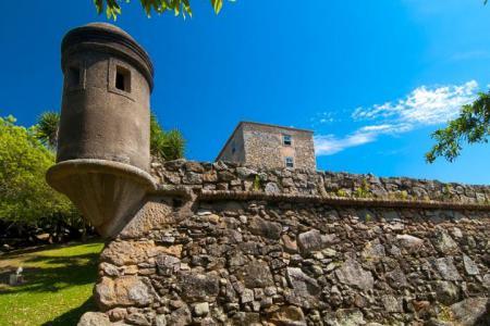 Forte de São José da Ponta Grossa - Fortaleza tem visitas guiadas, imperdíveis