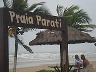 Passeio a Praia de Paratí-Se