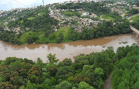 Paraná - Vista de Bonde