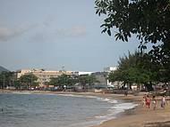 Ideal para quem quer aproveitar uma praia tranqüila.