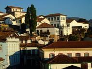 Vista parcial de Ouro Preto