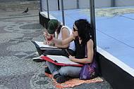 Estudantes de Belas Artes