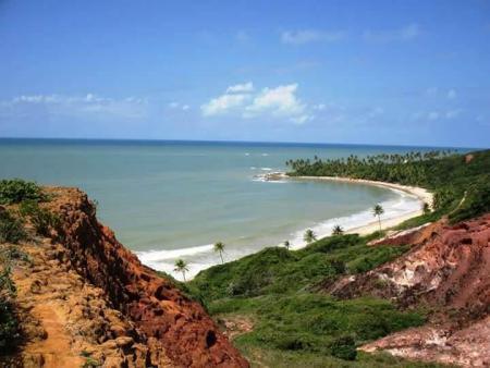 Litoral sul da Paraíba - Passeando