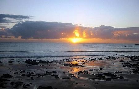 Pôr do Sol de Maracajau - RN