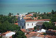 Vista de Olinda. Um pedacinho da cidade.