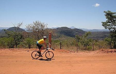 Trilha Verde da Maria Fumaça - Ciclistas são brindados com boas trilhas e belos cenários