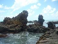 Praia de naturismo, muita beleza l�