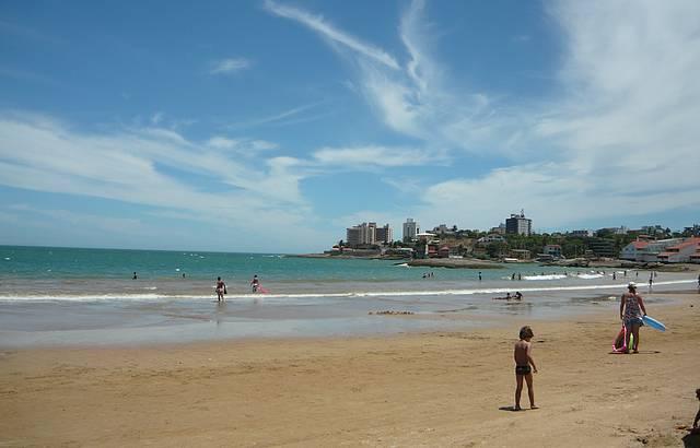 Uma das praias mais badaladas da cidade