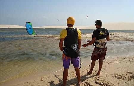 Kite control-Fly wind kitesurf escola-aulas maravilhosas