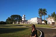 Vista do Hotel Cataratas - Um sonho de hotel