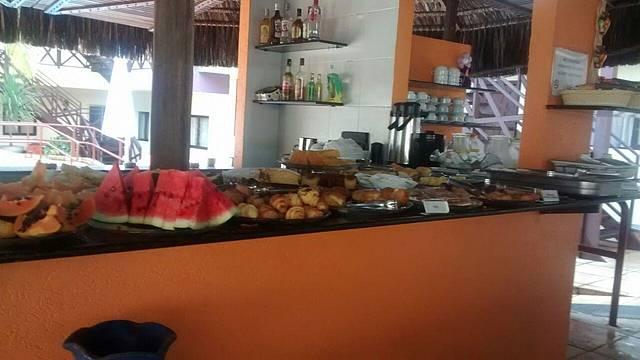 Buffet de Caf� da Manha