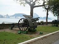 Peças de Artilharia